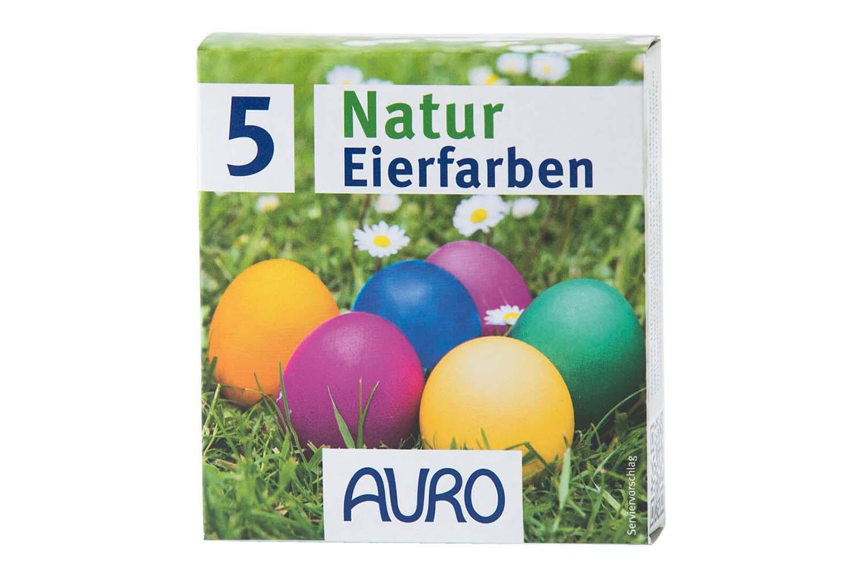 Auro Natur Eierfarben Nr. 500