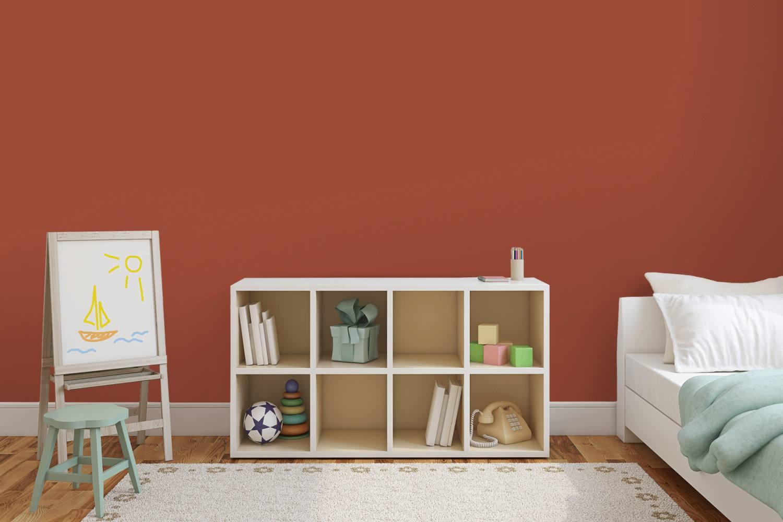 Auro Profi-Lehmfarbe Nr. 535 Rottöne Colours For Life