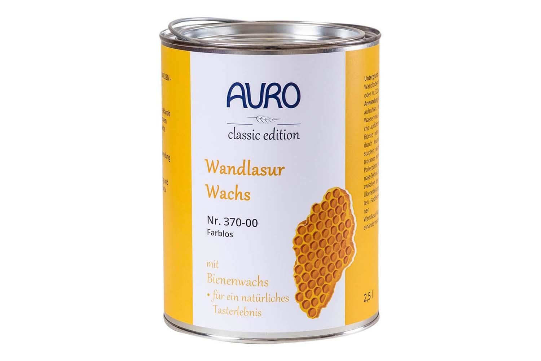 Auro Wandlasur- Wachs Nr. 370 - Himmelblau