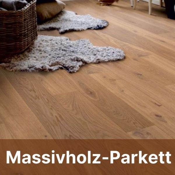 Massivholz-Parkett