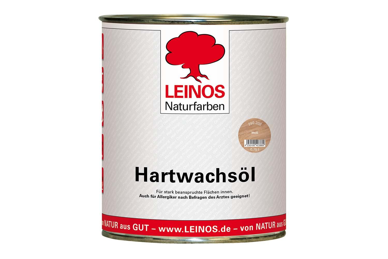 Leinos Hartwachsöl 290 Weiß