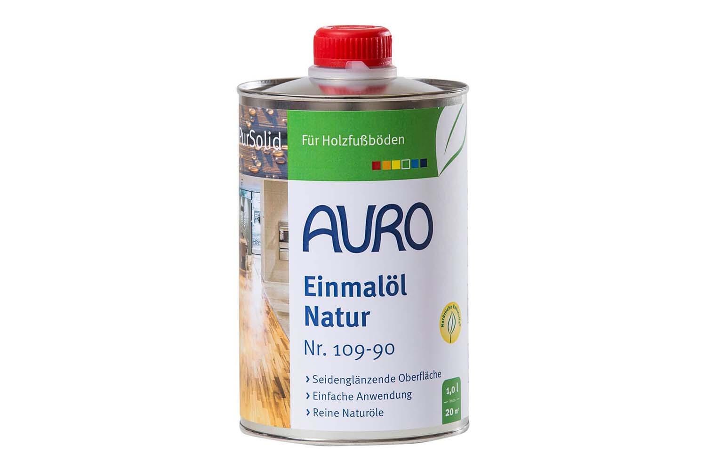 Auro Einmalöl Nr. 109 - natur