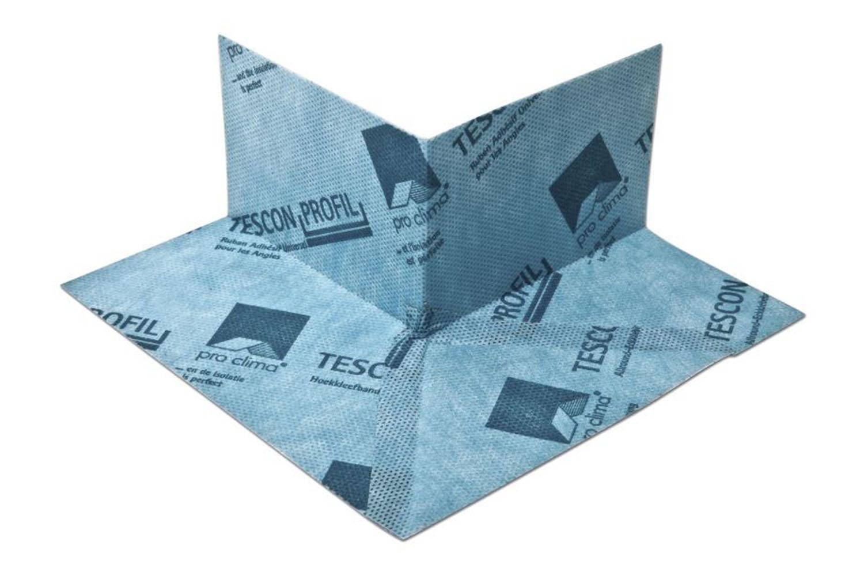 Pro Clima TESCON INVEX Selbstklebendes 3D-Außenecken-Formteil für innen und außen
