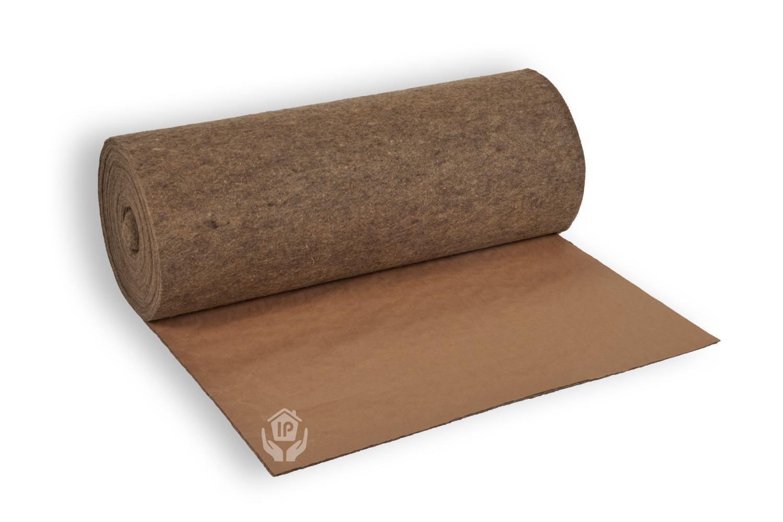 Isolena Trittschalldämmung mit Papier