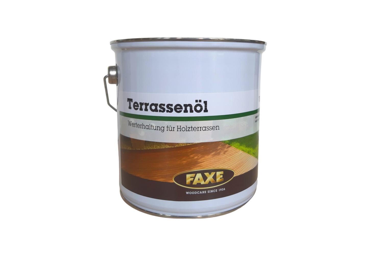 FAXE Terrassenöl natur