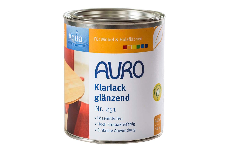 Auro Klarlack glänzend Nr. 251
