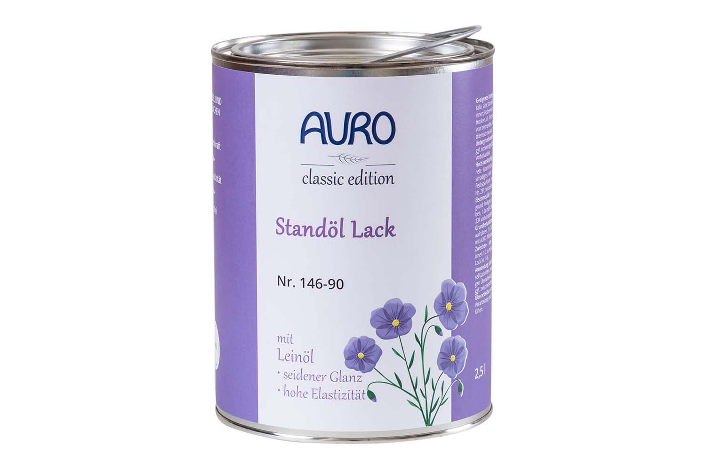 Auro Standöl-Lack Nr. 146 - Weiß