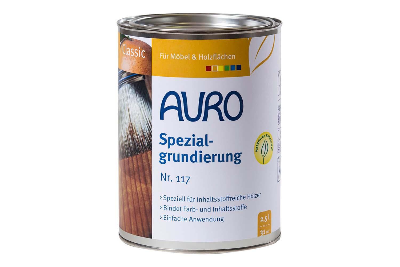 Auro Spezialgrundierung Nr. 117