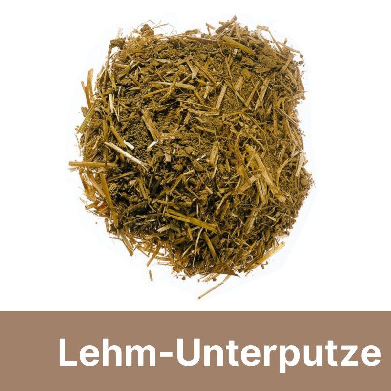 Lehm-Unterputze