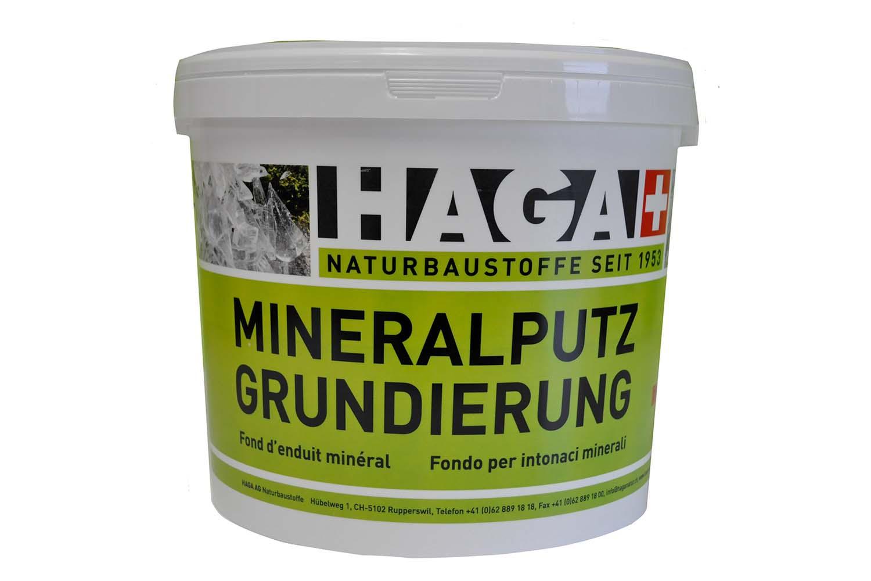 HAGA Mineralputzgrundierung