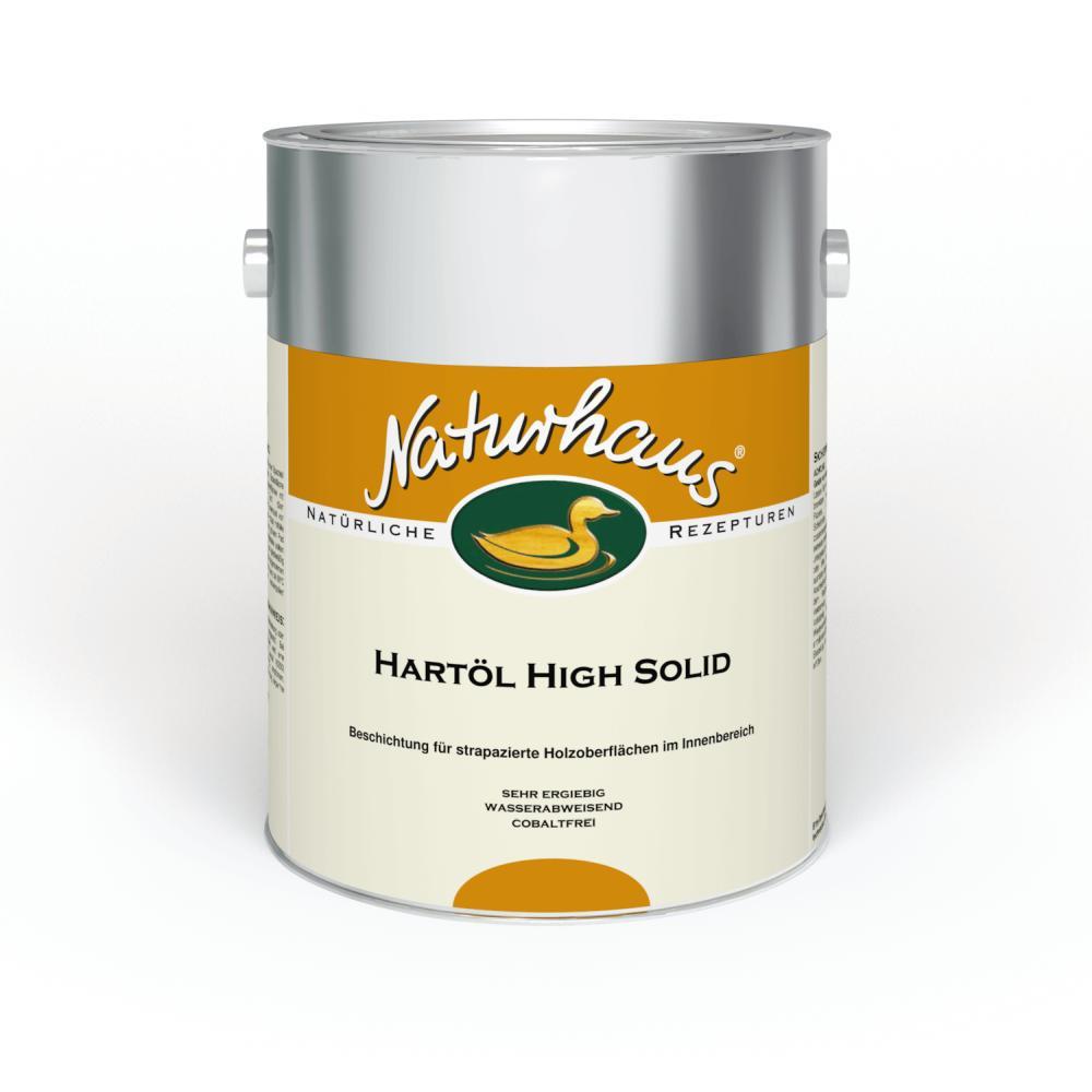 Naturhaus Hartöl High Solid