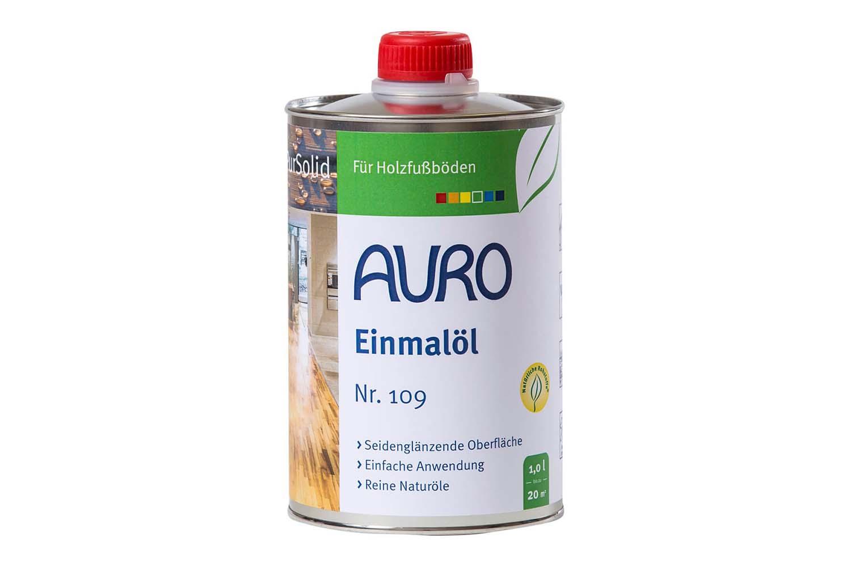 Auro Einmalöl Nr. 109