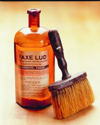 Erstes FAXE-Produkt: FAXE Lud