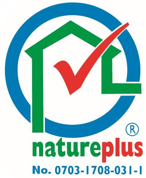 Siegel von natureplus