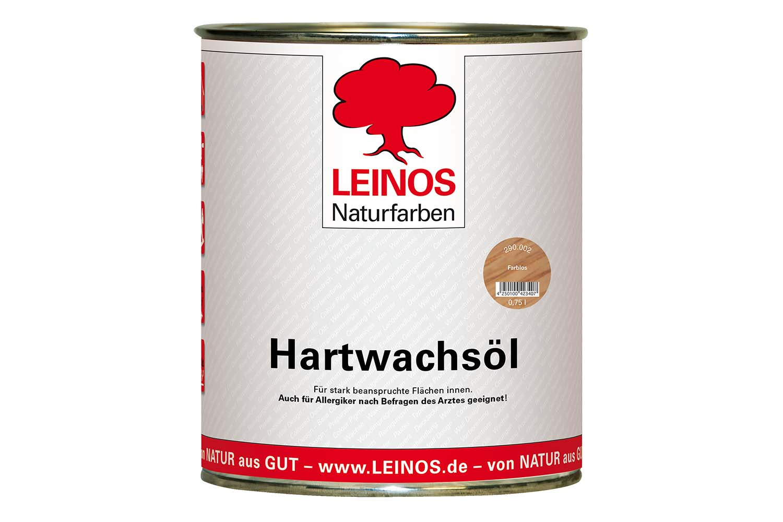 Leinos Hartwachsöl Neutralisierend 290