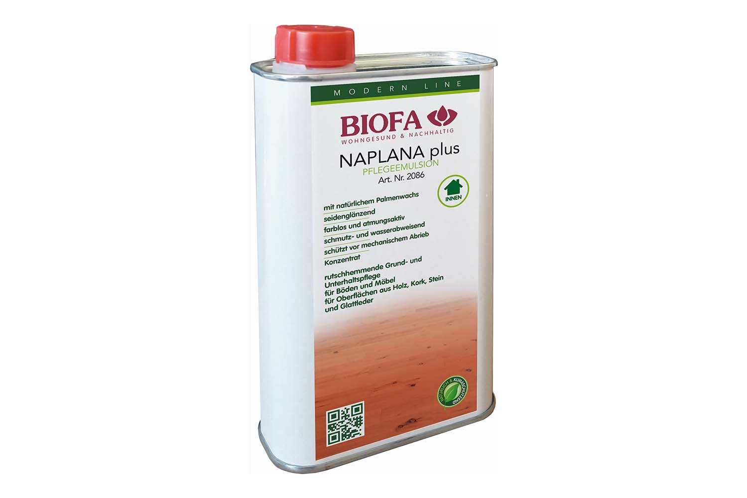 Biofa NAPLANA Plus antirutsch Pflegeemulsion