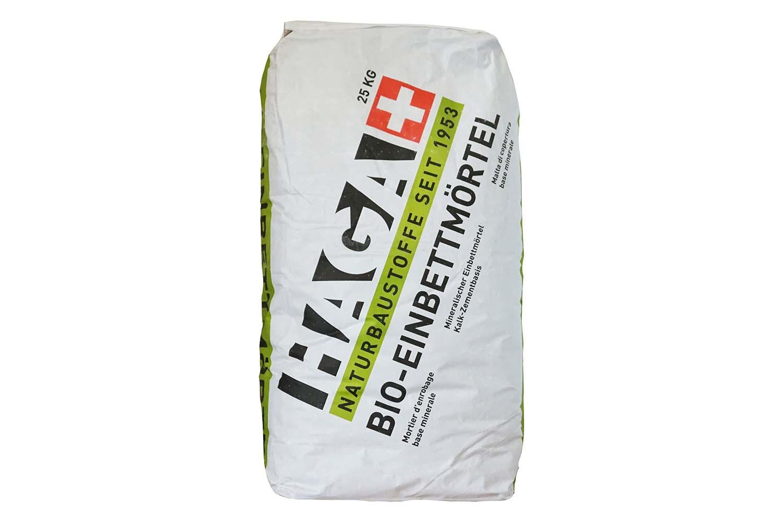 HAGA Bio-Einbettmörtel