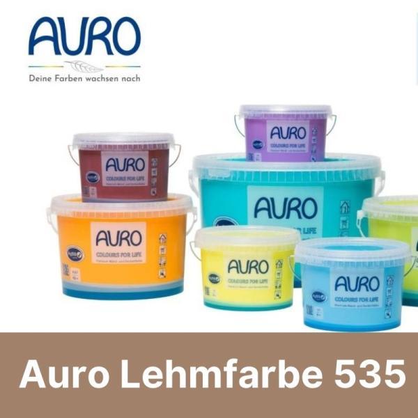 Auro Colours for Life Lehmfarbe 535