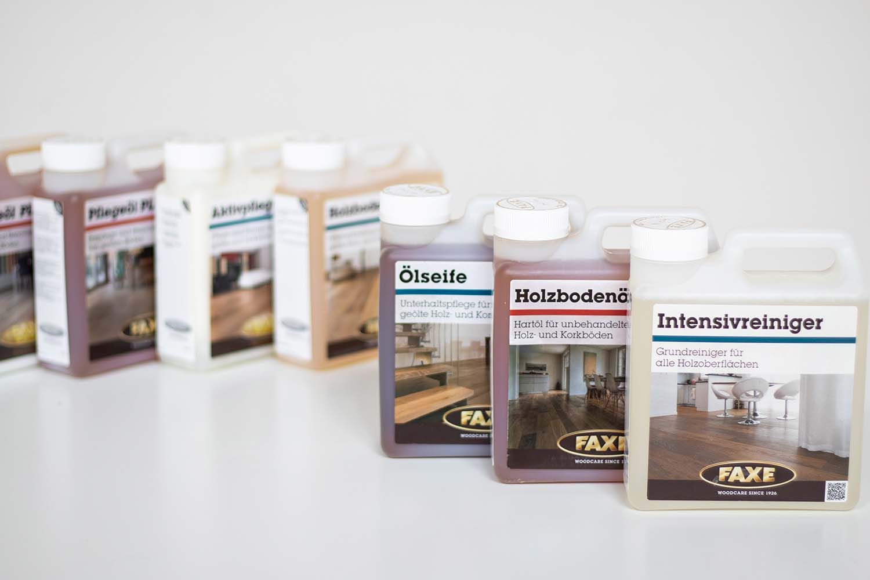 Produkte für Bodenpflege