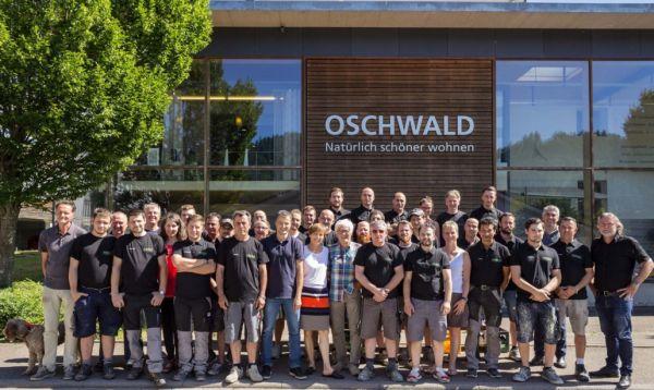 Mitarbeiter von Oschwald