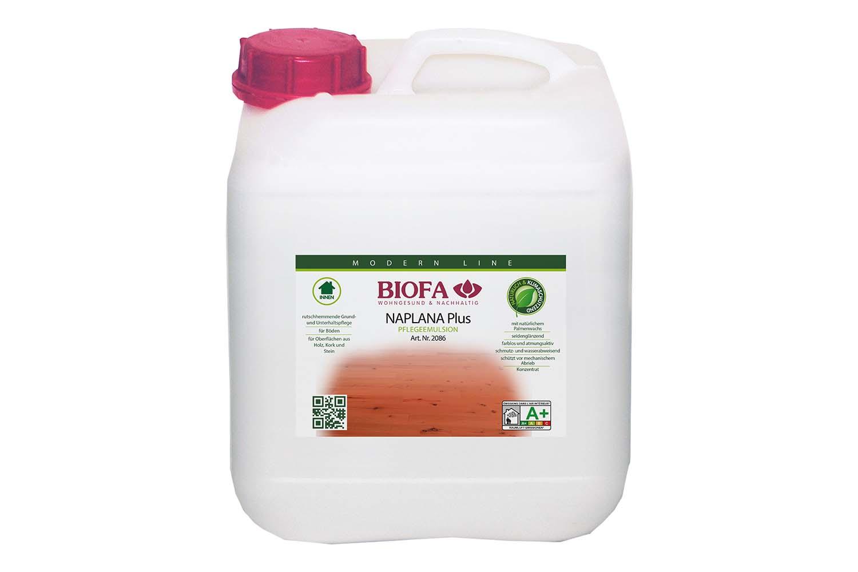 Biofa NAPLANA Plus antirutsch Pflegeemulsion