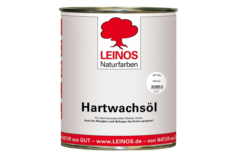 Leinos Hartwachsöl 290 Glänzend