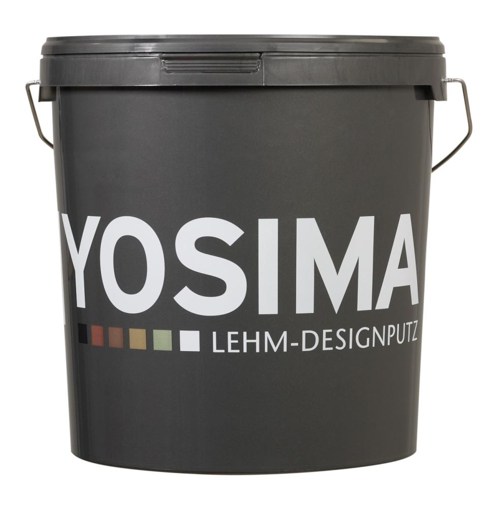 Claytec YOSIMA Lehm-Designputz GE 0