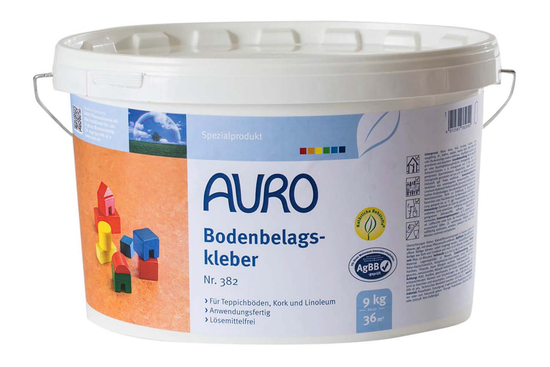 Auro Bodenbelagskleber Nr. 382