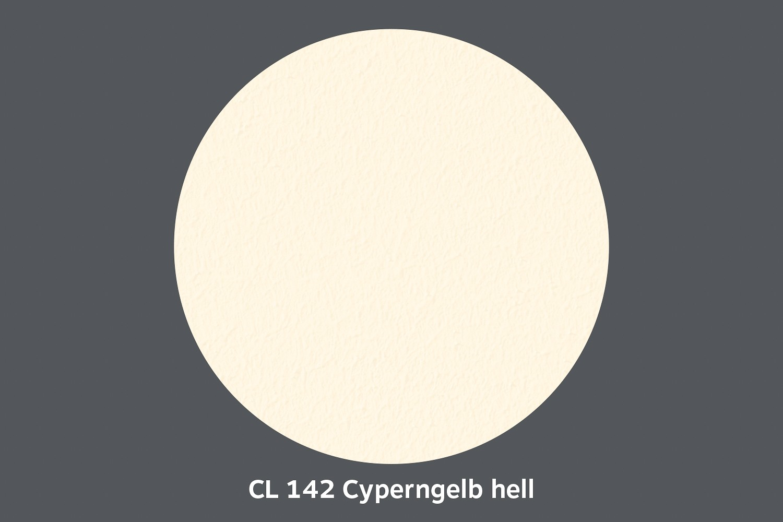 conluto Lehmfarbe Cyperngelb hell