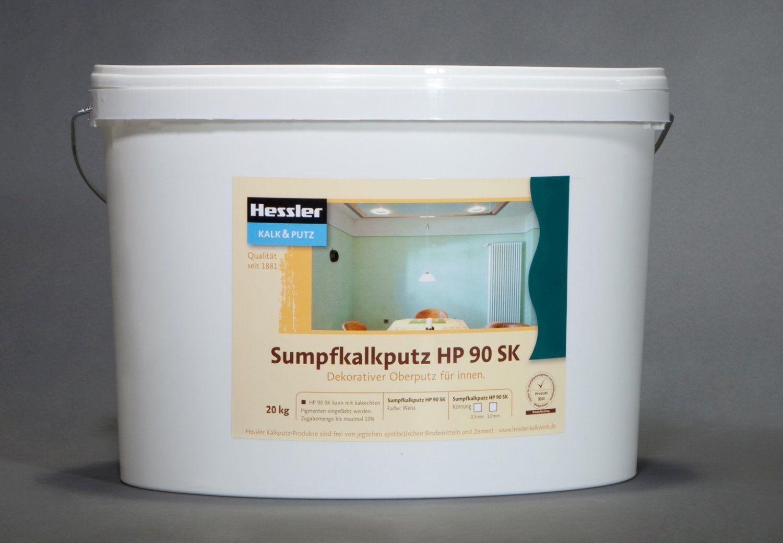 Hessler HP 90 SK Sumpfkalkputz