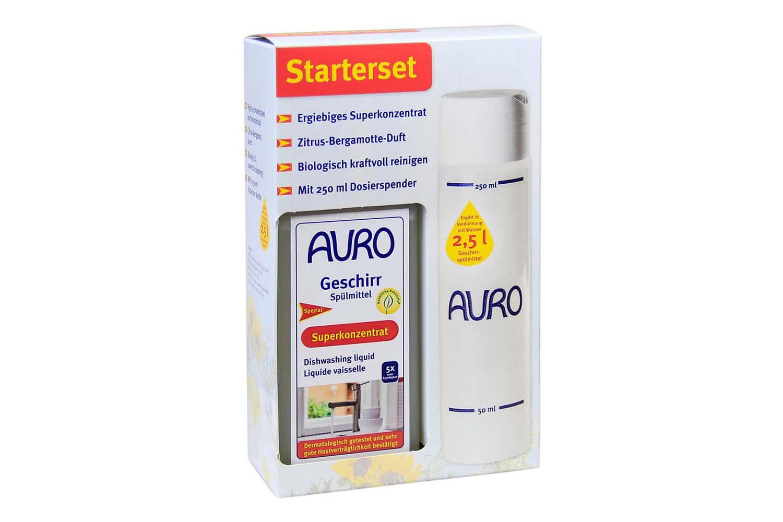 Auro Geschirrspülmittel Nr. 473 mit Spender