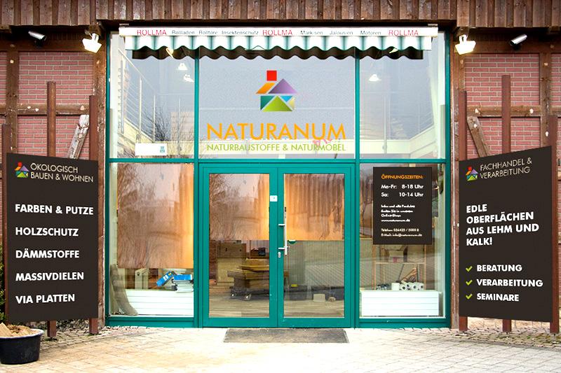 Geschäft von Naturanum in Jena