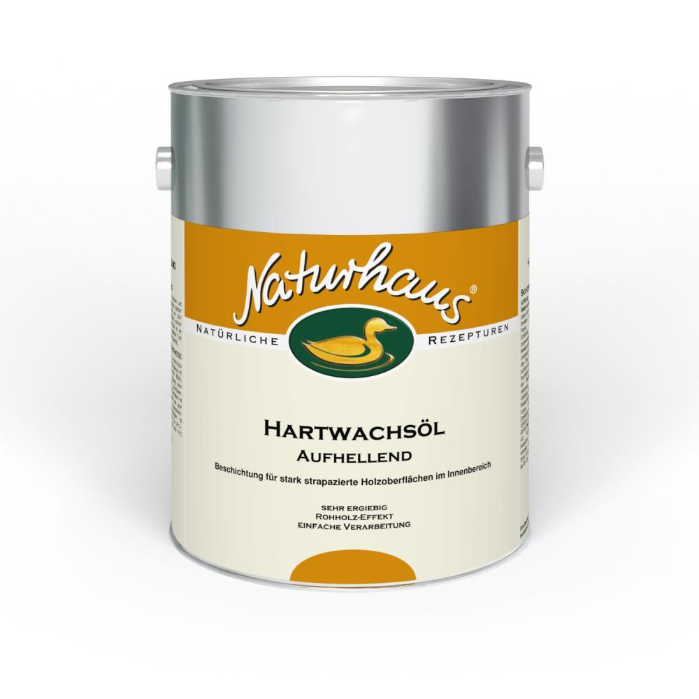 Naturhaus Hartwachsöl aufhellend