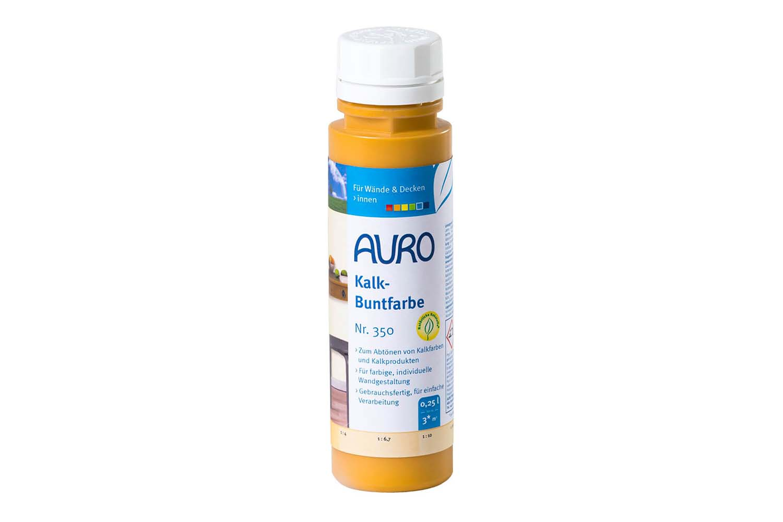 Auro Kalk-Buntfarbe Nr. 350 - Gelb