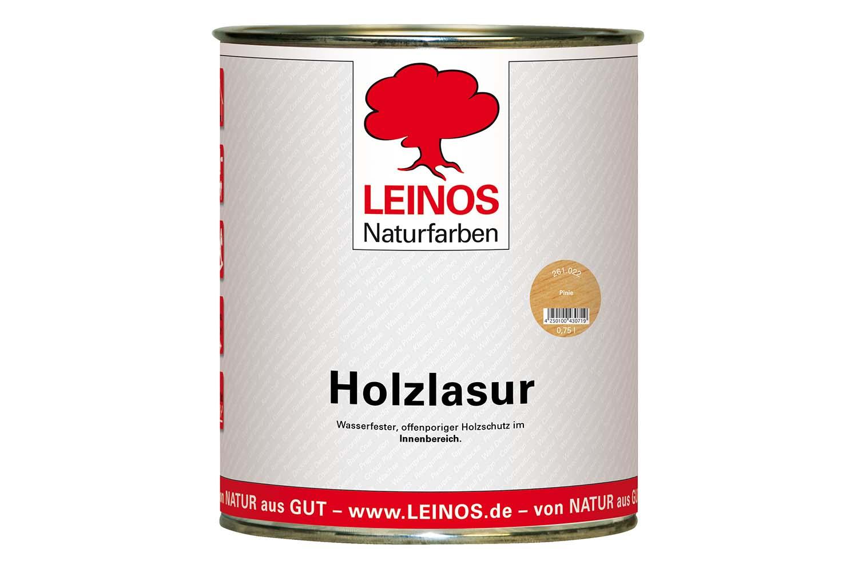 Leinos Holzlasur für innen 261 Pinie
