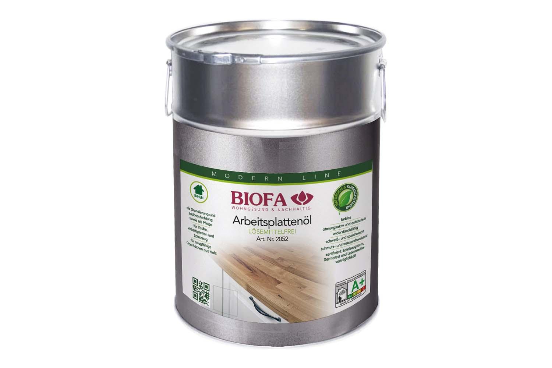 Biofa Arbeitsplattenöl, lösemittelfrei