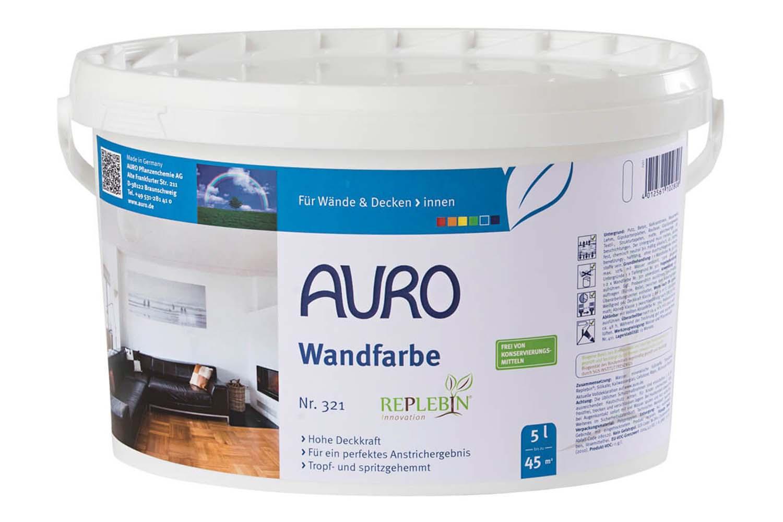 Auro Wandfarbe Nr. 321