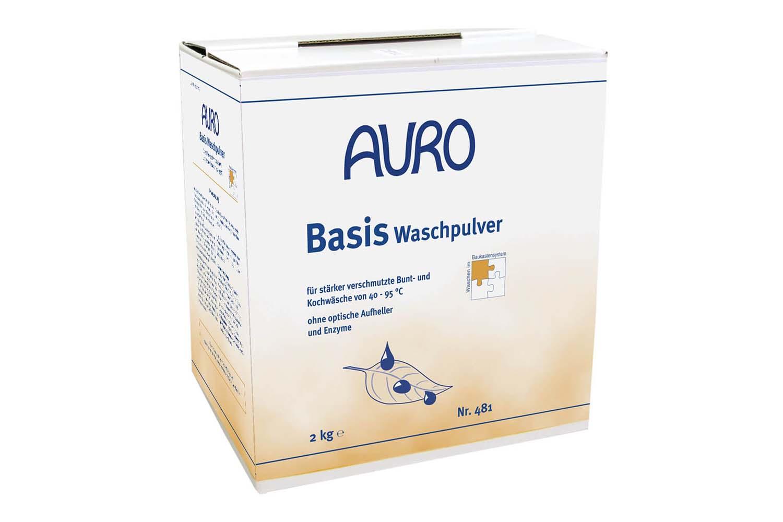 Auro Basis-Waschpulver Nr. 481