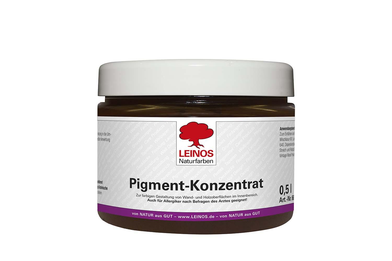 Leinos Pigment-Konzentrat 668 Ocker-Rostbraun