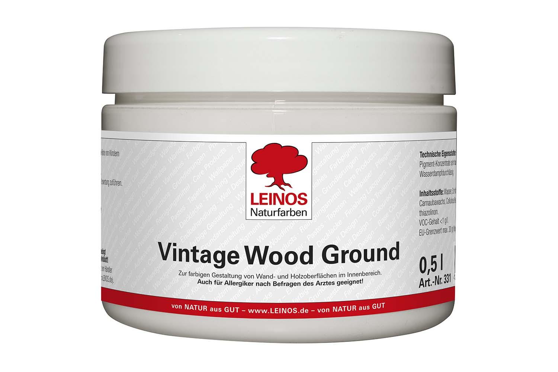 Leinos Vintage Wood Ground 331