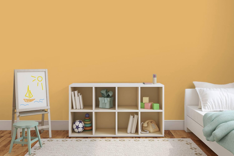 Auro Profi-Lehmfarbe Nr. 535 Gelbtöne Colours For Life