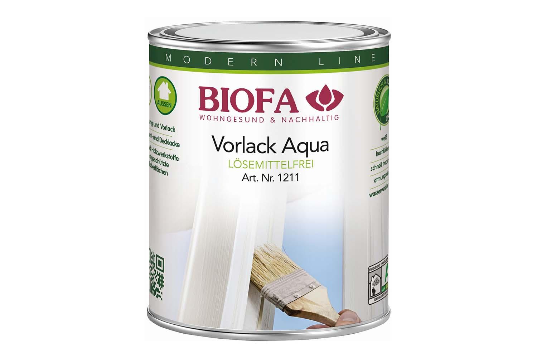 Biofa Vorlack Aqua, lösemittelfrei