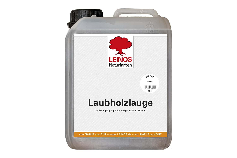 Leinos Laubholzlauge 926 Farblos