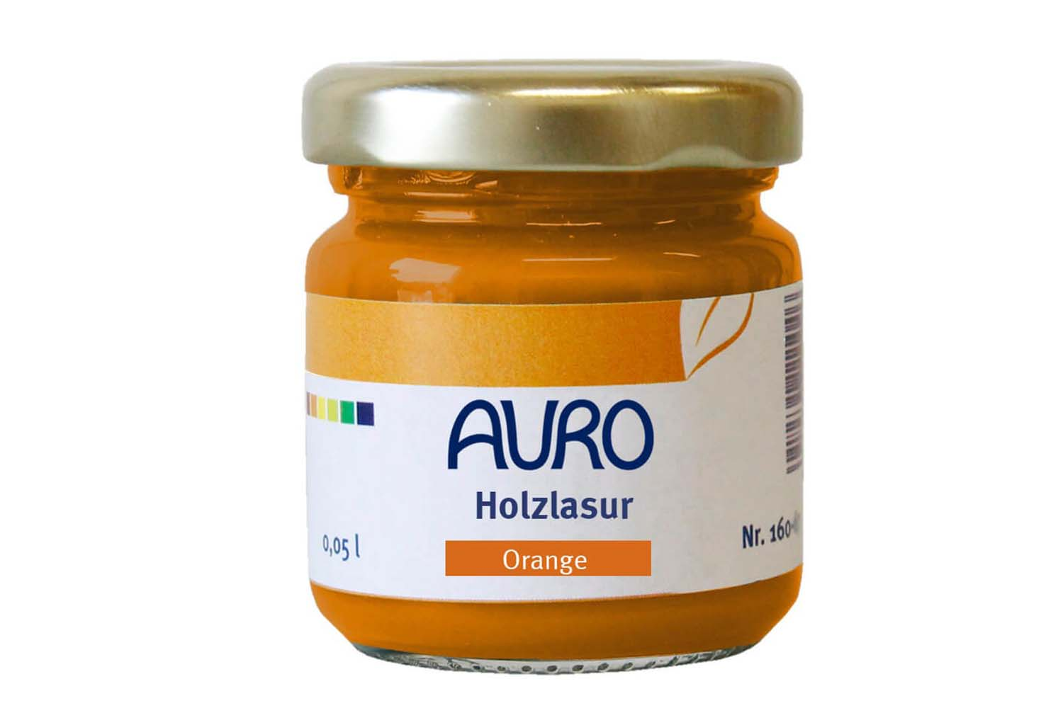 Auro Holzlasur Aqua Nr. 160 - Orange
