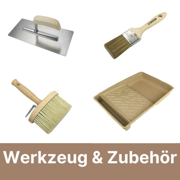 Werkzeug & Pinsel