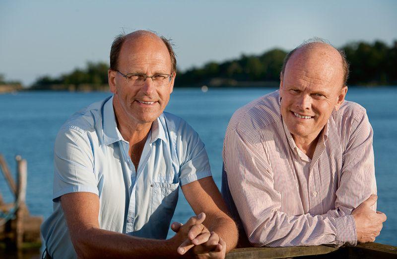 Gründer von Berg & Berg: Ulf Palmberg & Jan Söderberg
