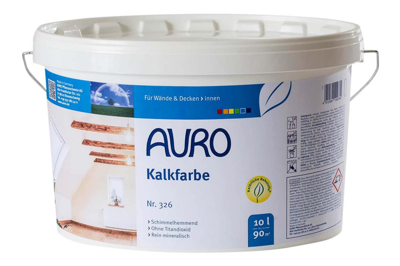 Auro Kalkfarbe Nr. 326