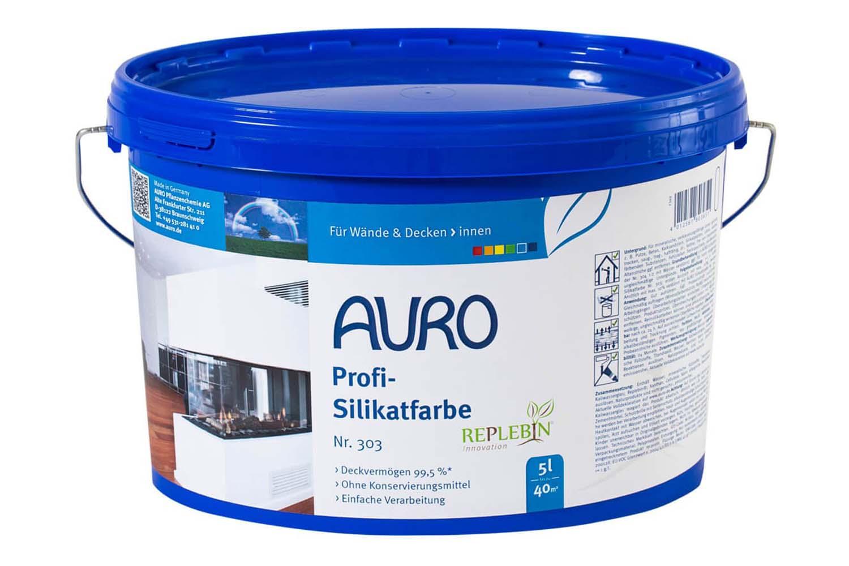 Auro Profi-Silikatfarbe Nr. 303