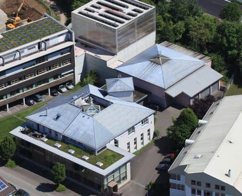 Oschwald-Firmensitz in Waldkirch