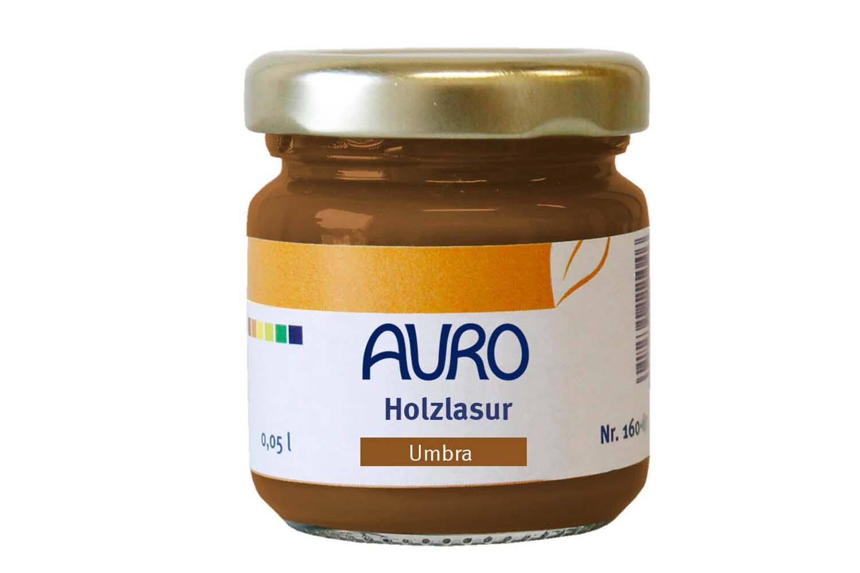 Auro Holzlasur Aqua Nr. 160 - Umbra